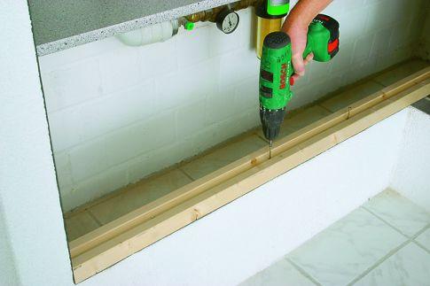 Wandschrank selbst bauen: Schritt 32