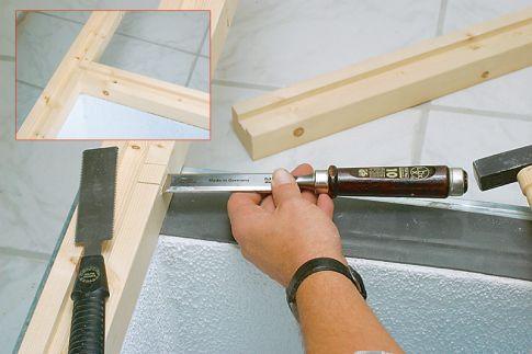 Wandschrank selbst bauen: Schritt 33