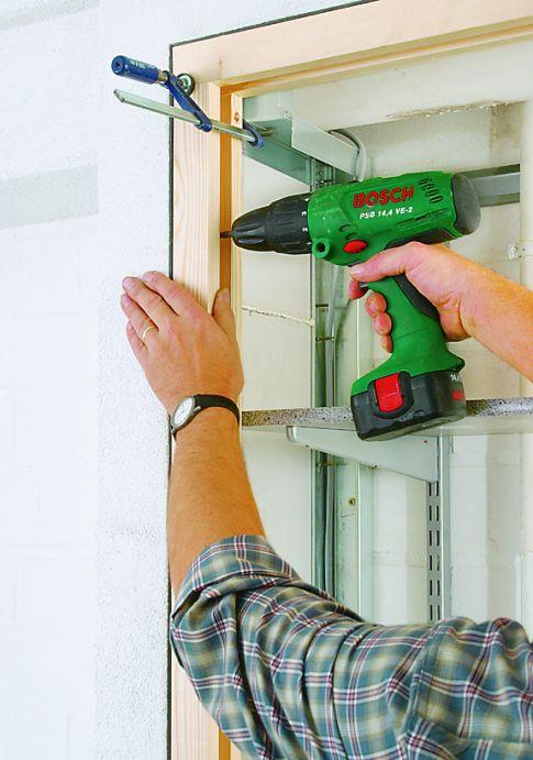 Wandschrank selbst bauen: Schritt 34