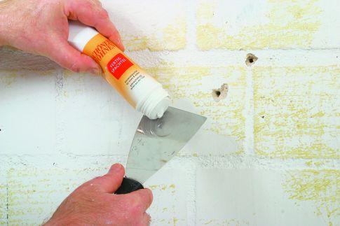 Sehr Wand ohne Tapete streichen   selbst.de DZ79