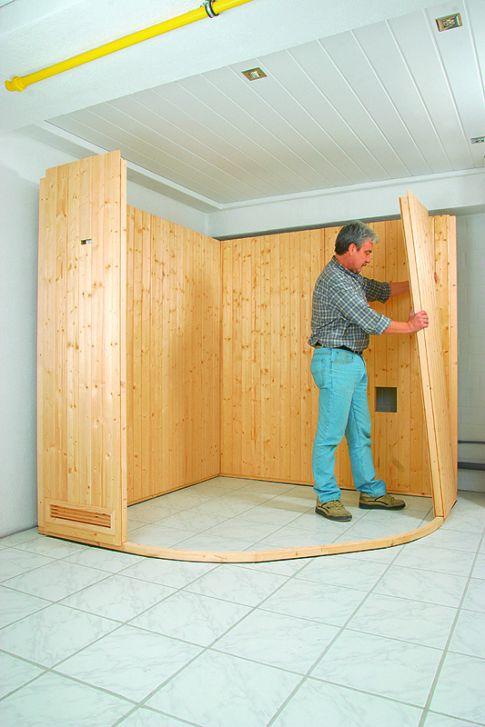 Sauna Selber Bauen Selbst De