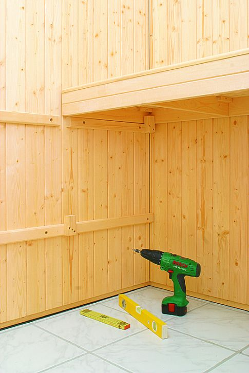Sauna selber bauen | selbst.de