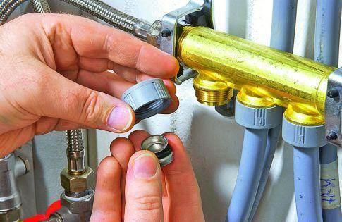 trinkwasserleitungen selbst verlegen k che bad sanit r. Black Bedroom Furniture Sets. Home Design Ideas