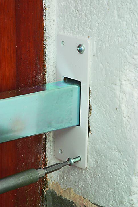 Extrem Kellertür sichern | selbst.de AB22