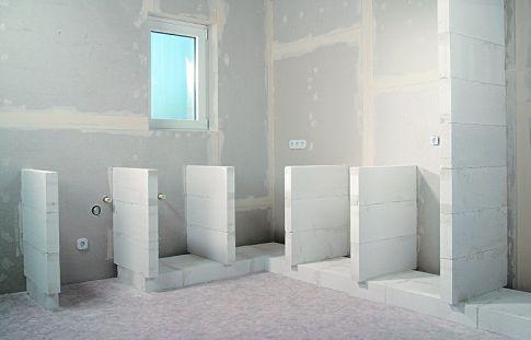 Küchenbau aus Porenbeton  Küche, Bad & Sanitär  selbst.de