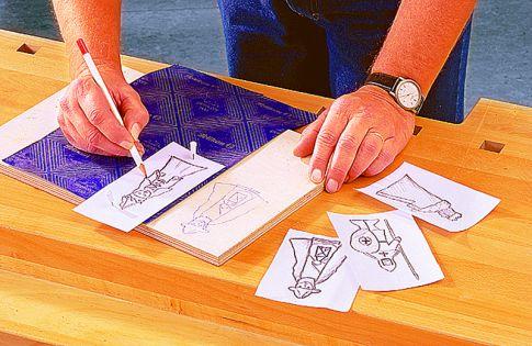 Ritterburg figuren waffen bauen holzarbeiten m bel for Holzarbeiten vorlagen