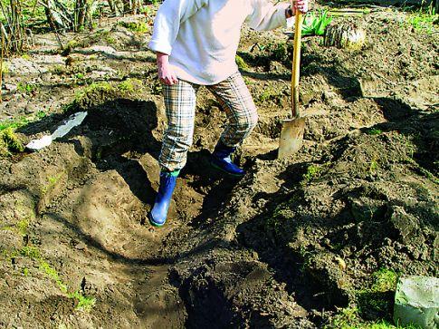 bachlauf selber bauen | teich anlegen | selbst.de, Garten und Bauen