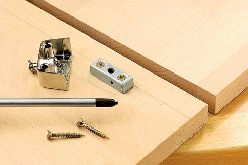 Möbelverbinder  Klebstoffe & Beschläge  selbst.de