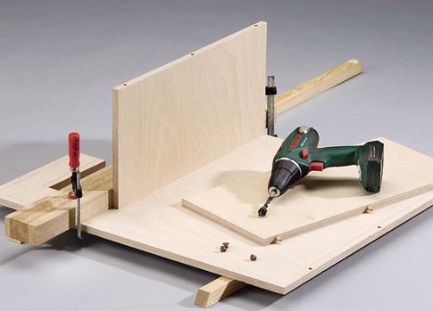 PC-Box aus Multiplexholz bauen: Schritt 5 von 7