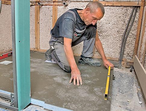 dusche bauen ohne duschtasse badrenovierung bodengleiche dusche kche. Black Bedroom Furniture Sets. Home Design Ideas
