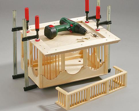 vogelhaus bauen holzarbeiten m bel. Black Bedroom Furniture Sets. Home Design Ideas