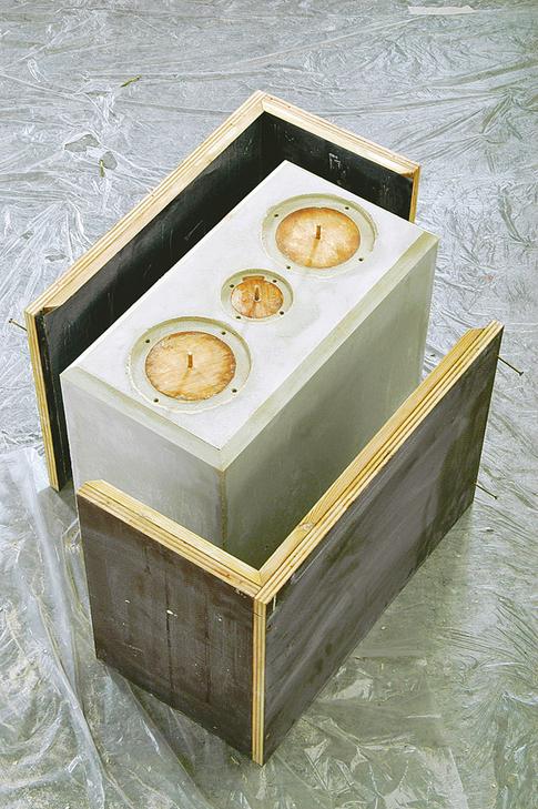 betonboxen gie en ausformen renovieren bauen. Black Bedroom Furniture Sets. Home Design Ideas