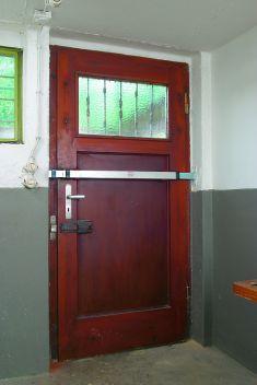 Einbruch: Kellertür sichern