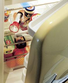 Kühlschrank auf Dichtheit prüfen