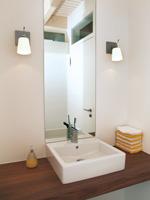 interview licht im bad neubau planung. Black Bedroom Furniture Sets. Home Design Ideas