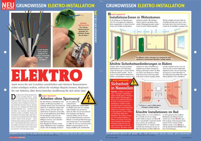 Grundwissen Elektro-Installation