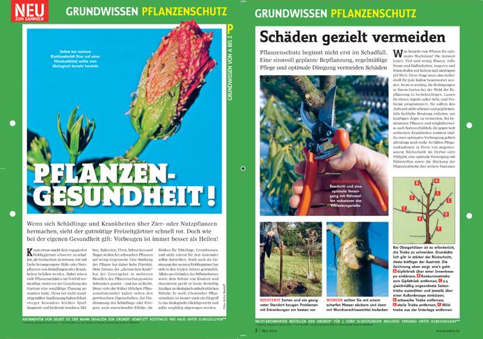 Grundwissen Pflanzenschutz