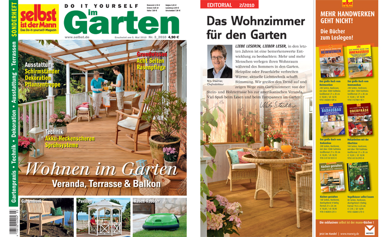 Sonderheft Garten & Balkon 03/2010