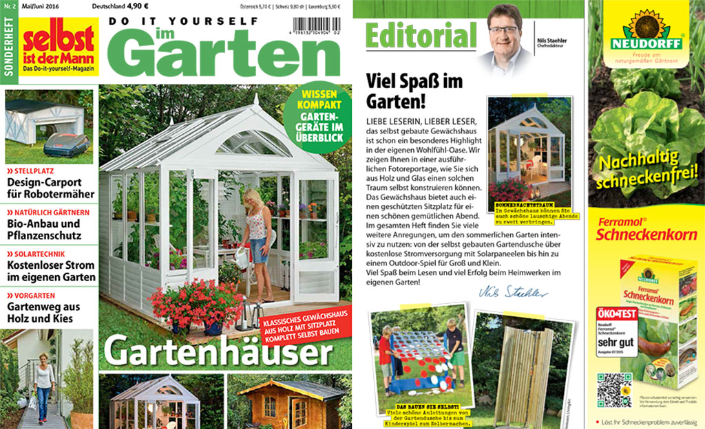Garten-Sonderheft 02/2016