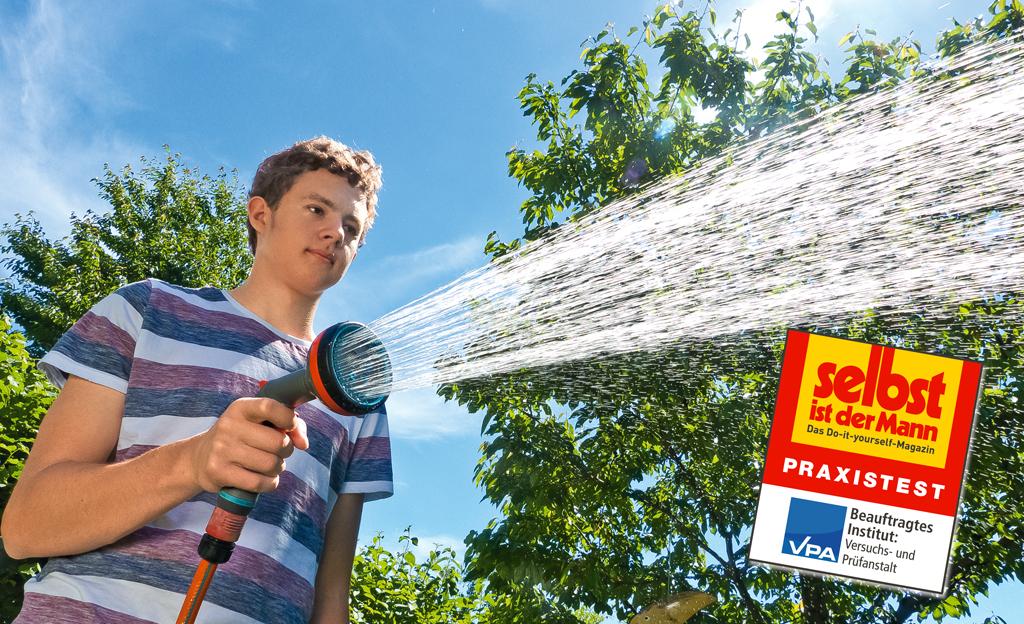 Gut bekannt Gartenbrause-Test | selbst.de VM42