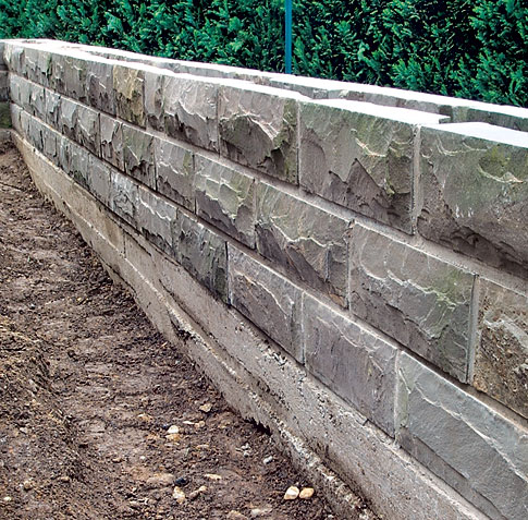 Fabelhaft Natursteinmauer | selbst.de #FU_91