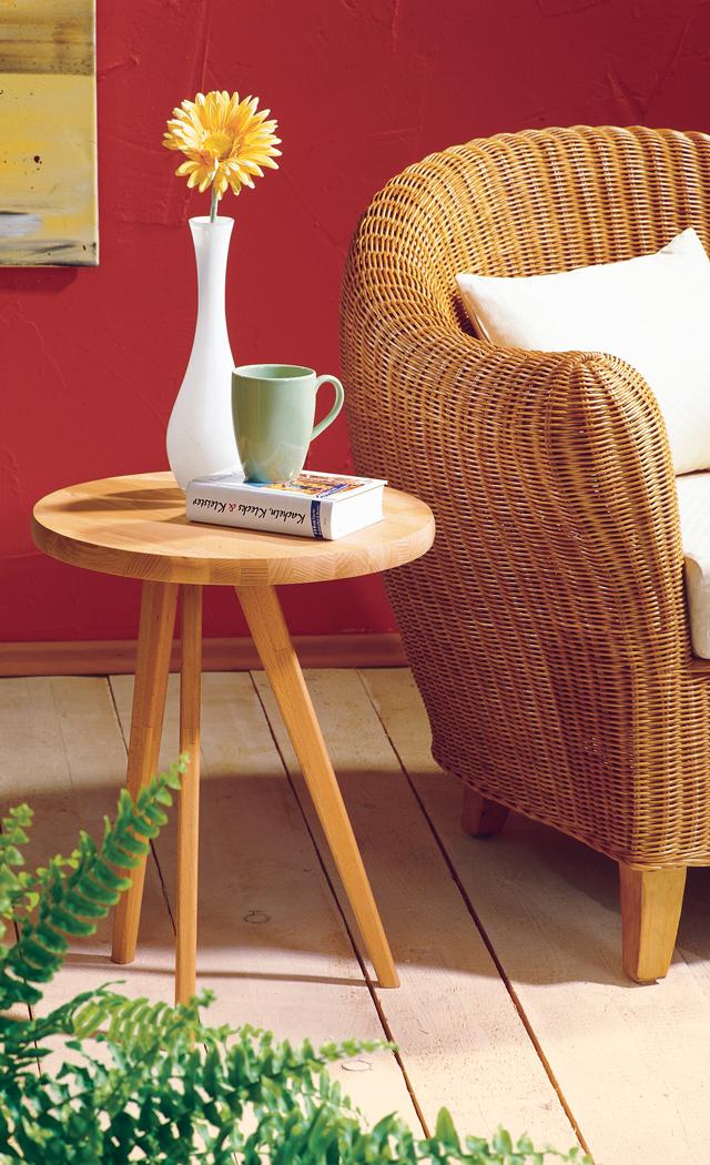beistelltisch bauen. Black Bedroom Furniture Sets. Home Design Ideas