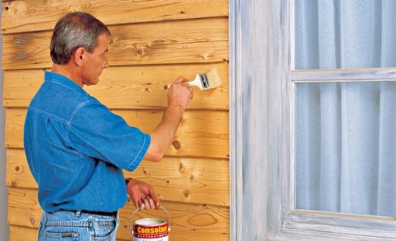 Gartenmobel Selber Bauen Bauanleitung : Holzfassade streichen  Holzarbeiten & Möbel  selbstde