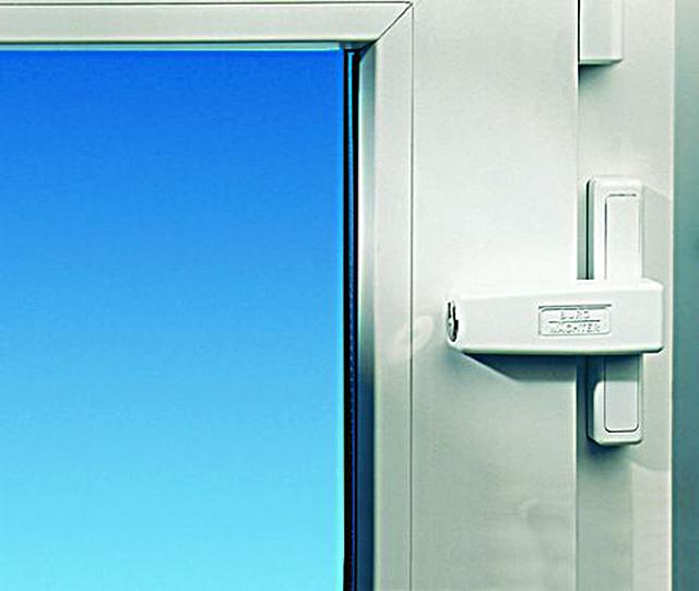 Fenster gegen einbruch sichern sicherheitstechnik for Fenster gegen einbruch schutzen