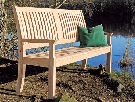 Gartenbank | Holzarbeiten & Möbel | selbst.de