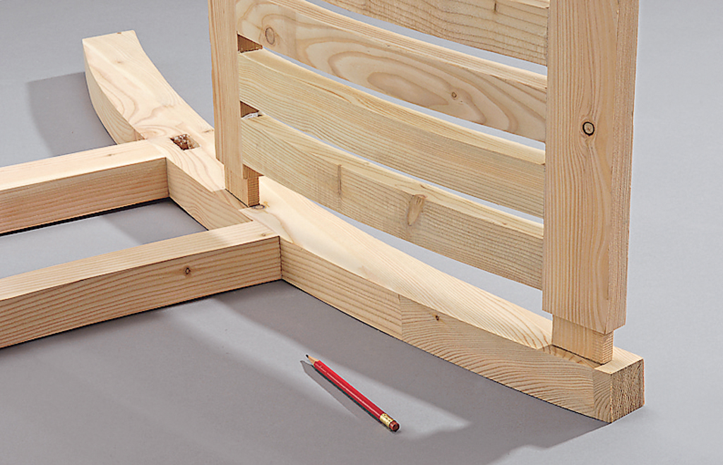 Gartenbank Holz Massiv Bauanleitung – Bvrao.com
