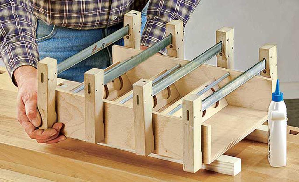 Häufig Gewürzregal selber bauen | selbst.de RK16
