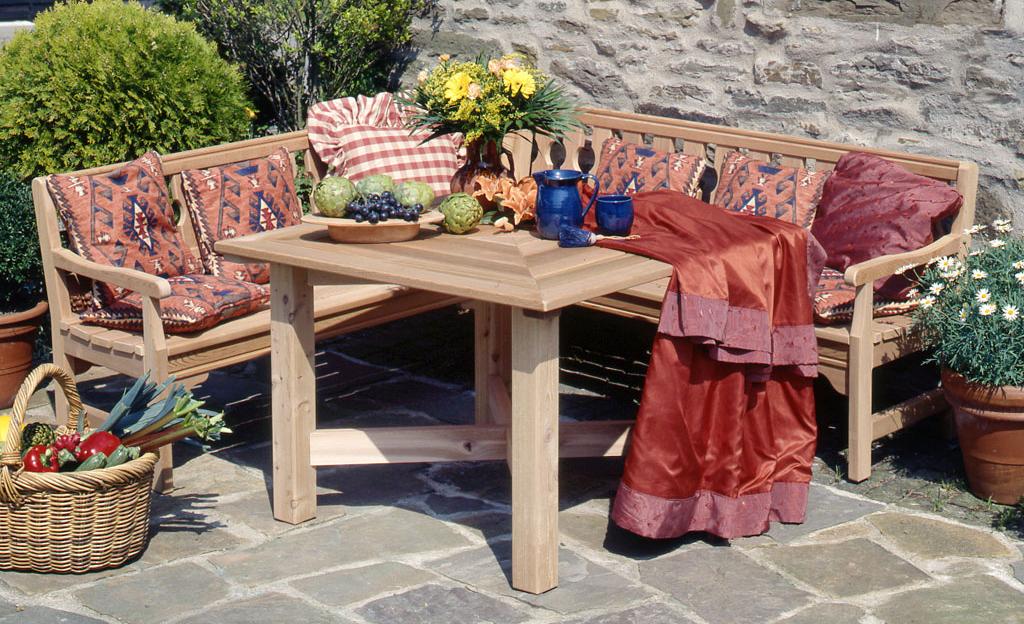 Holz Gartentisch Selbstde