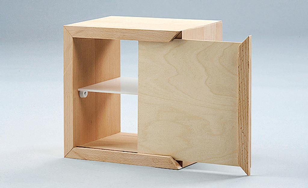 holz medizinschrank holzarbeiten m bel. Black Bedroom Furniture Sets. Home Design Ideas