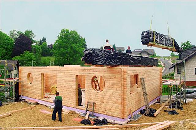 Holzhaus bauen | selbst.de