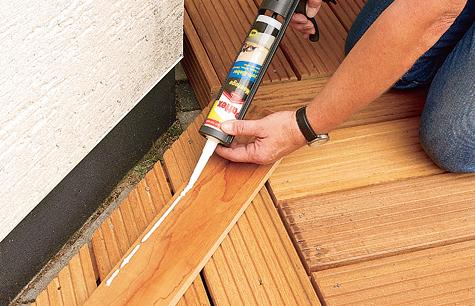 Bauanleitung: Holzterrasse montieren – Schritt 14 von 18
