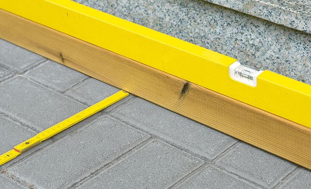 Fußboden Unterkonstruktion ~ Holzterrasse unterkonstruktion selbst