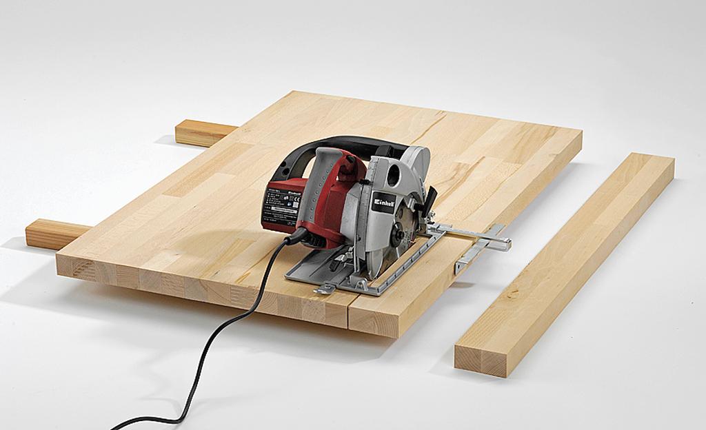 Küchenwagen bauen