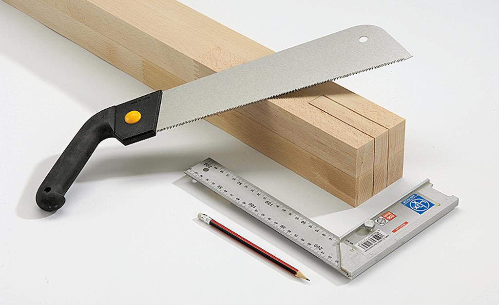 Küchenblock bauen