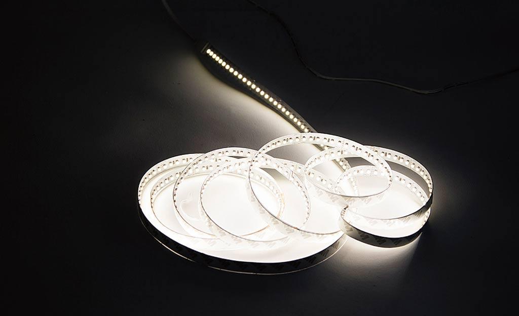 led strips von paulmann elektro leuchten. Black Bedroom Furniture Sets. Home Design Ideas