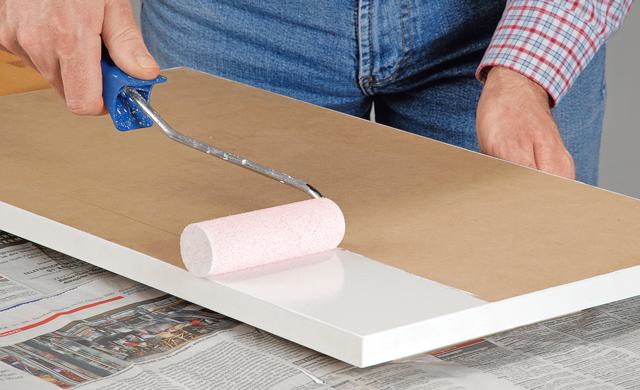 Bevorzugt Holz lackieren   selbst.de RI96