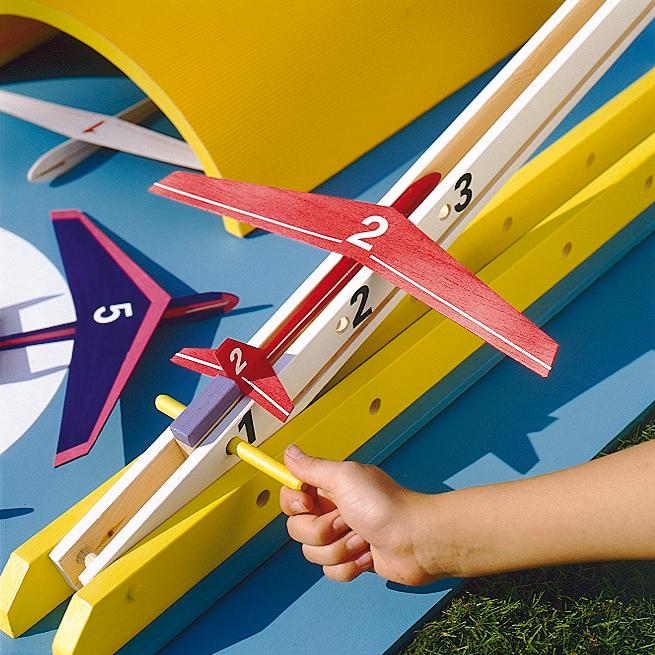 flugzeug basteln aus pappe