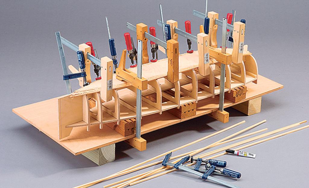 modellboot selber bauen modellbau bild 16. Black Bedroom Furniture Sets. Home Design Ideas