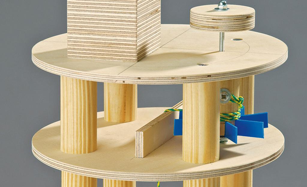 matchbox garage selber bauen. Black Bedroom Furniture Sets. Home Design Ideas