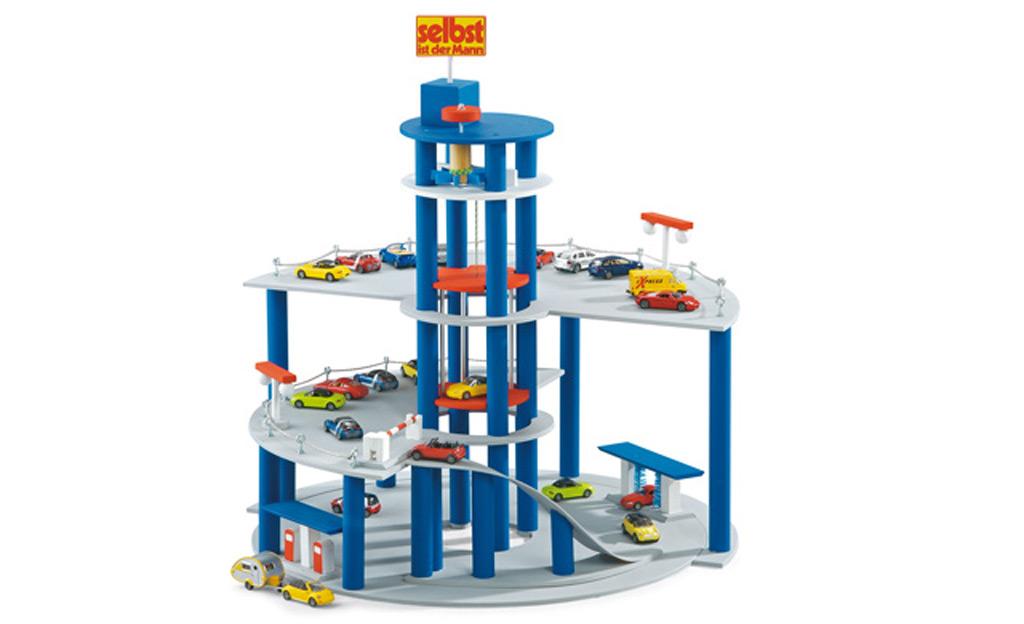 Parkhaus Kinderspielzeug Selbst De