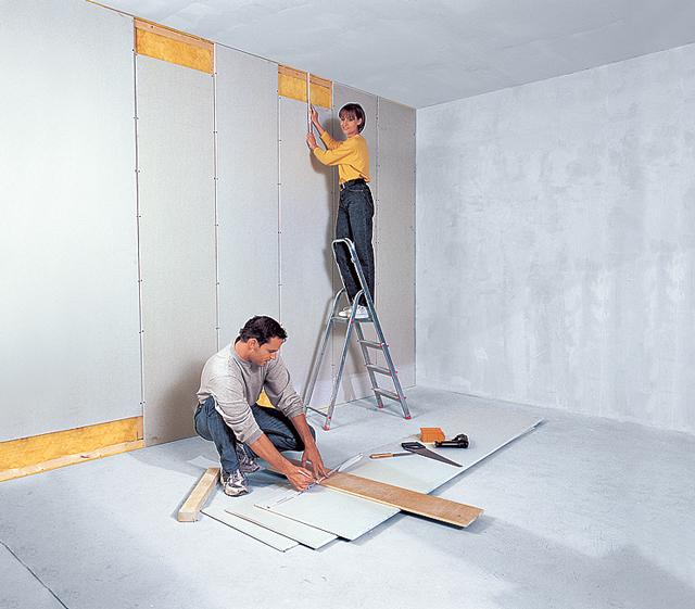 Favorit Schallschutz-Wände | selbst.de QG39