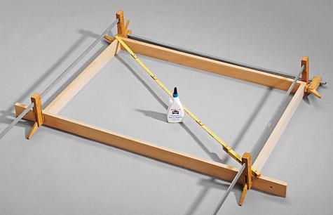 Bauanleitung Schreibtisch bauen – Schritt 2 von 7