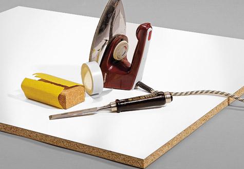 Bauanleitung Schreibtisch bauen – Schritt 6 von 7