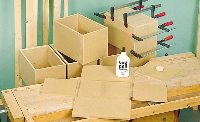 Fabulous Schubladen-Kommode selber bauen | selbst.de BT83