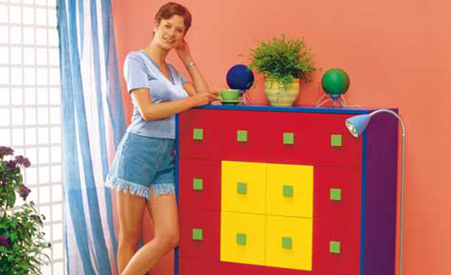 schubladen kommode selber bauen. Black Bedroom Furniture Sets. Home Design Ideas