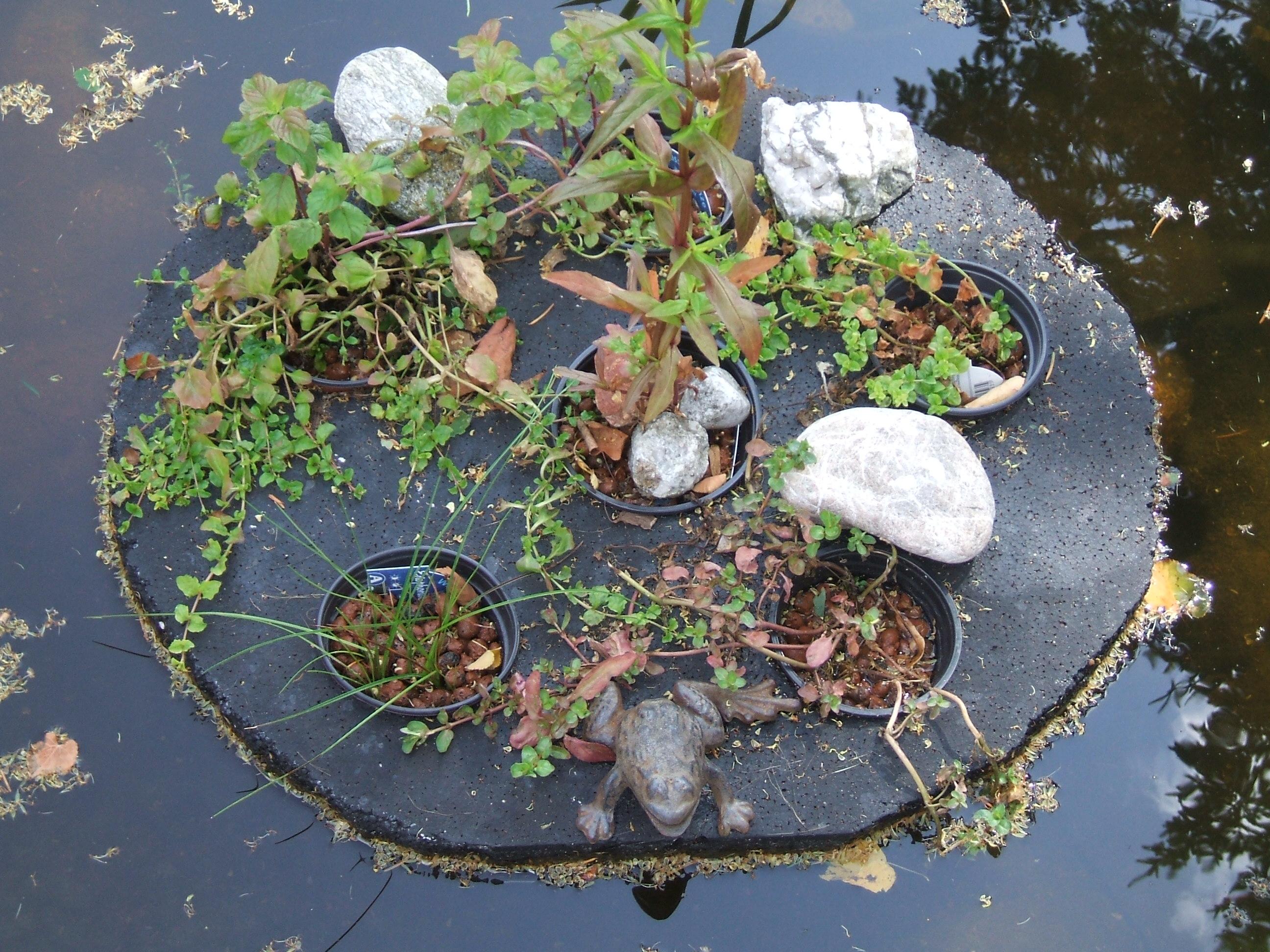 schwimminsel marke eigenbau | selbst.de